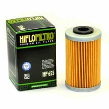 HUSABERG FE250 2013 HIFLO OIL FILTER HF655